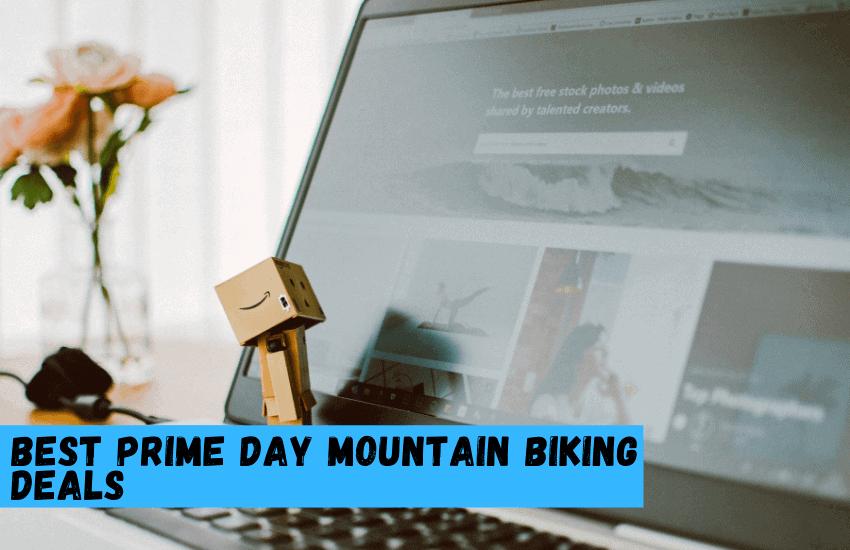 Best Prime Day Mountain Biking Deals