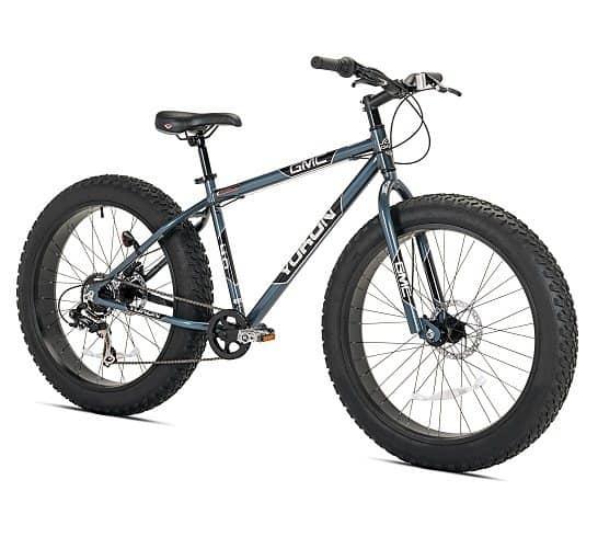 GMC Yukon Fat Mountain Bike