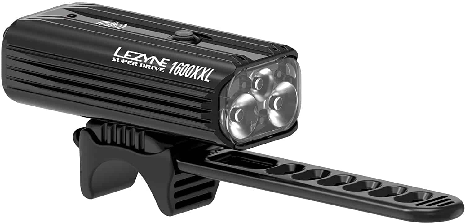 LEZYNE Super Drive 1600XXL Smart Bike Light