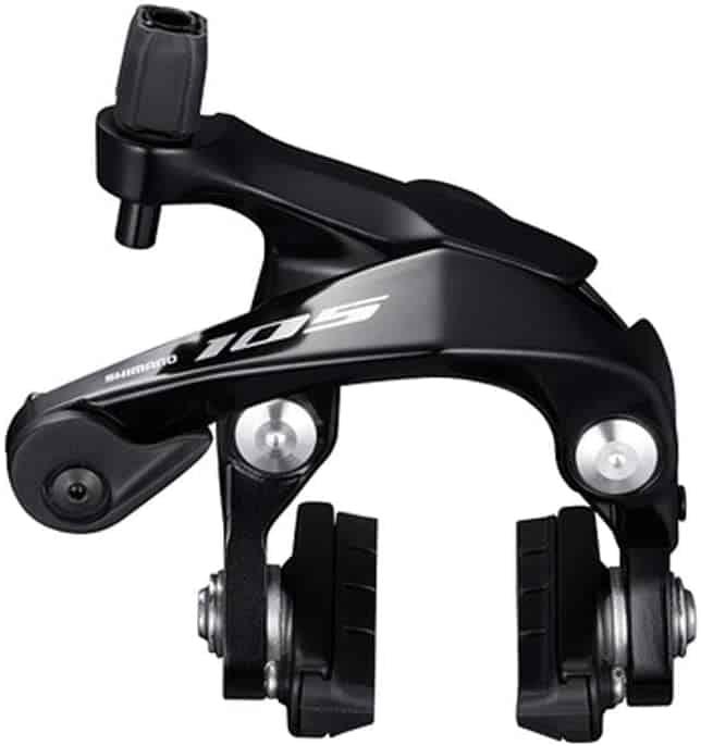 SHIMANO 105 Caliper Road Bicycle Brake Set