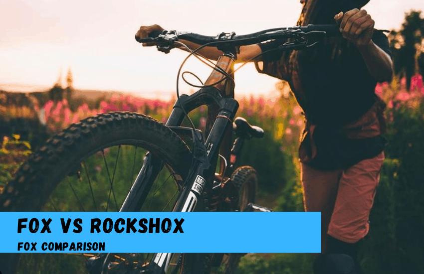 fox vs rockshox