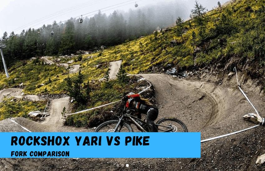 Rockshox Yari vs Pike