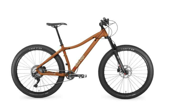 Co-op Cycles DRT 2.2 Bike brown