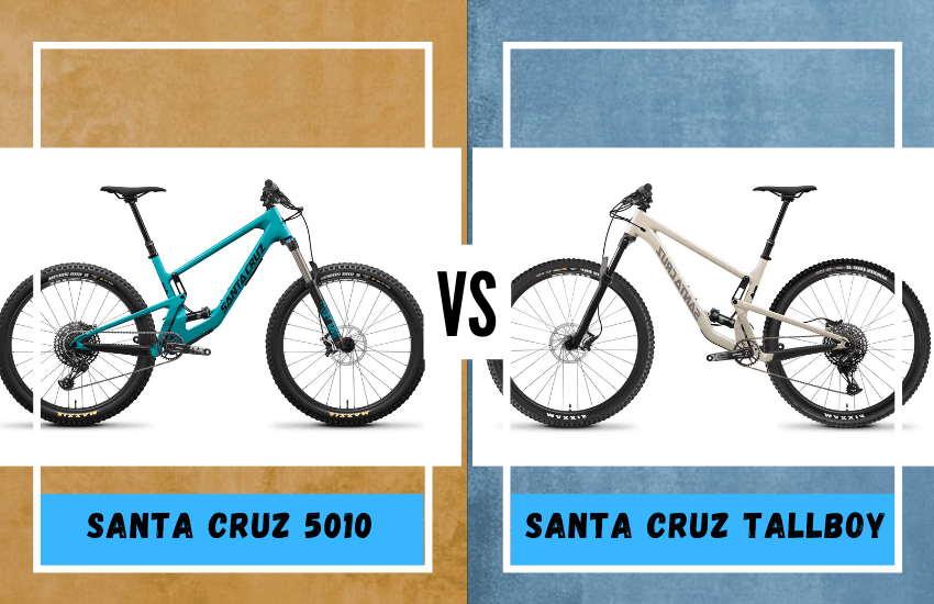 Santa Cruz 5010 vs Tallboy