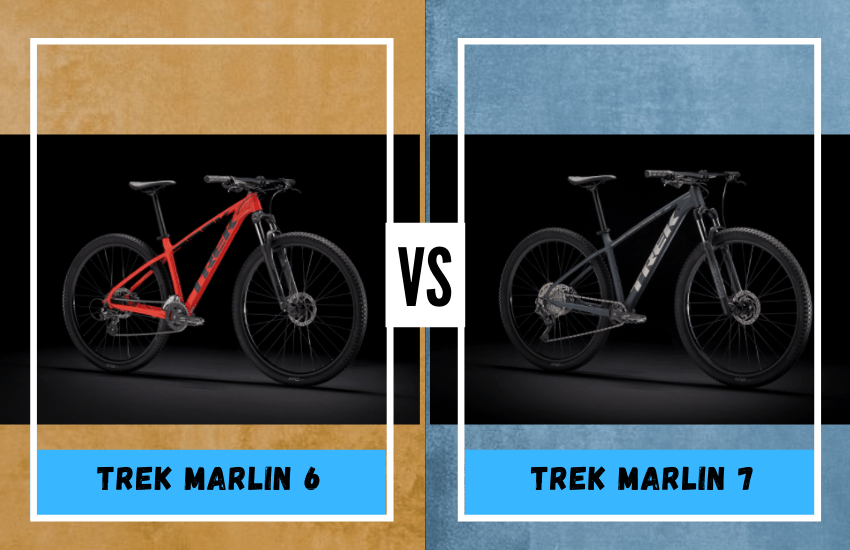 Trek Marlin 6 vs 7