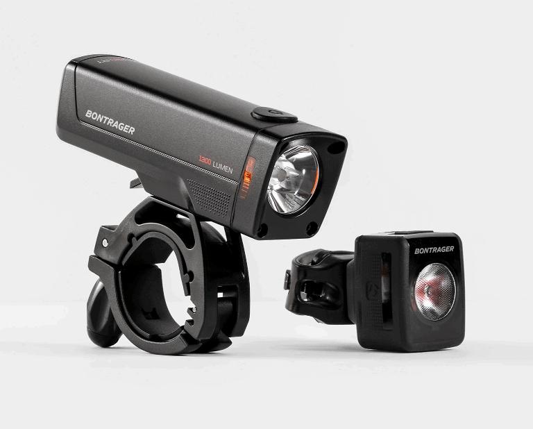 Bontrager Ion Pro RT/Flare RT Light Set | Trek Bikes