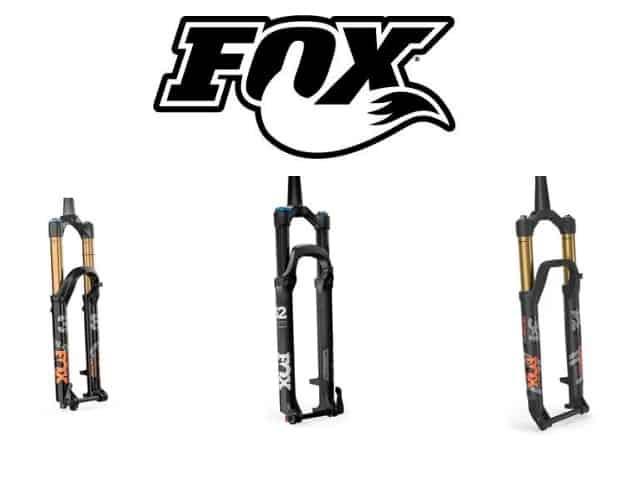 Fox Forks | Jenson USA