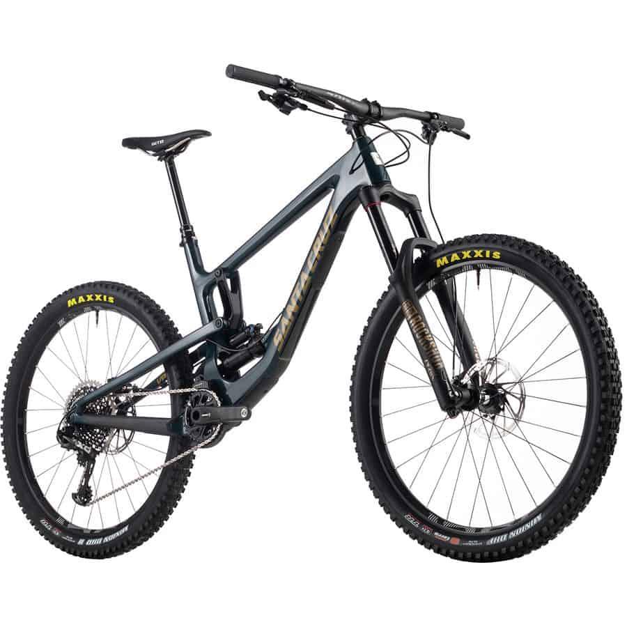 Santa Cruz Nomad | Competitive Cyclist