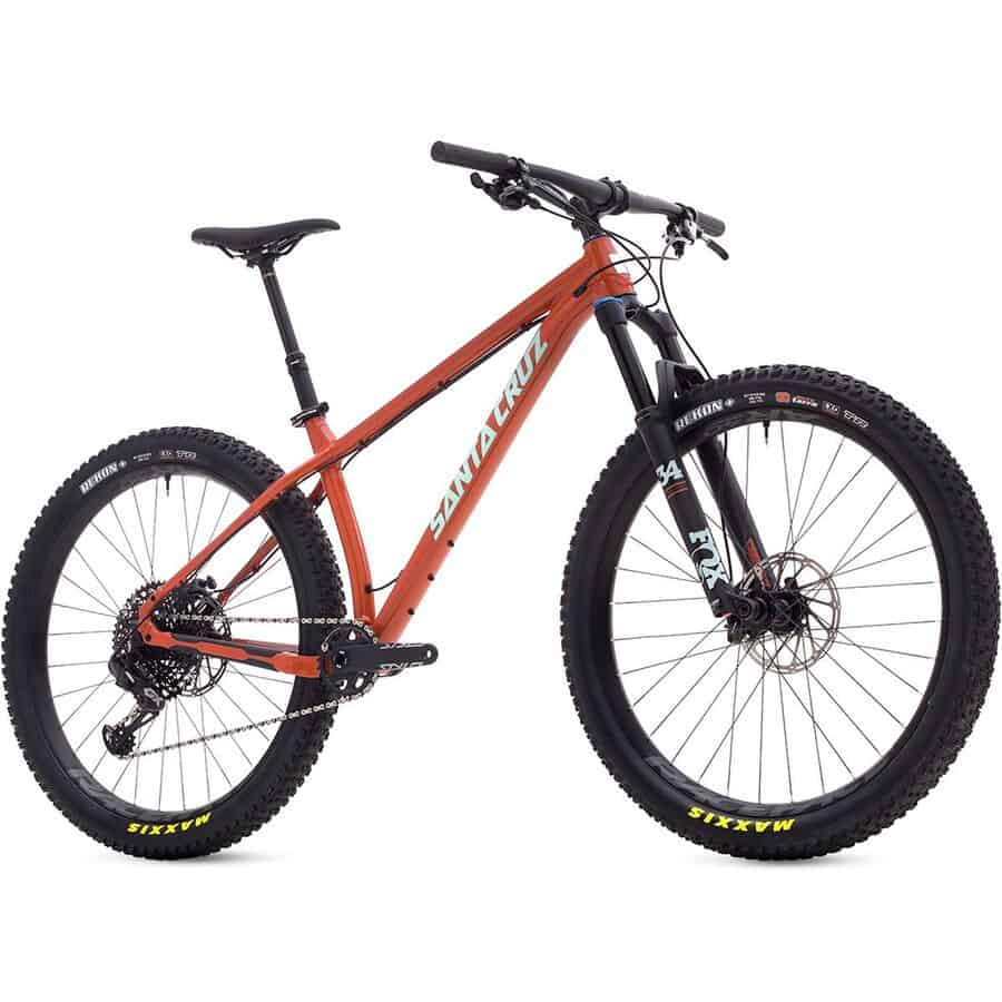 Santa Cruz Bicycles Chameleon 27.5+ S Mountain Bike   Backcountry.com
