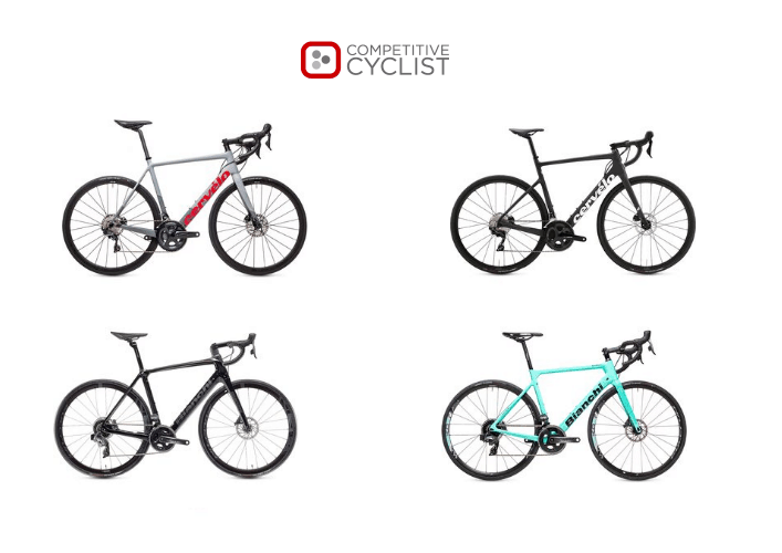 Road Bikes & Frames | Competitive Cyclist