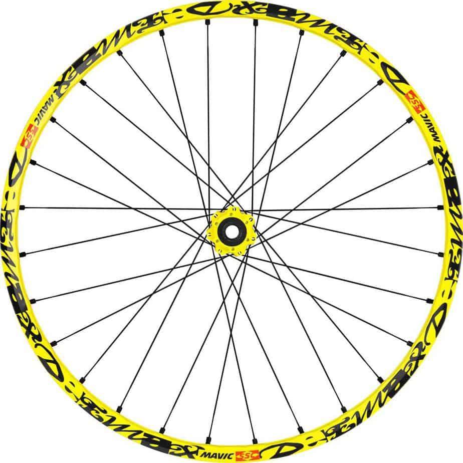 Mavic 27.5 Deemax DH Wheel | Moosejaw